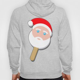 santa clause bubble gum ice cream Hoody