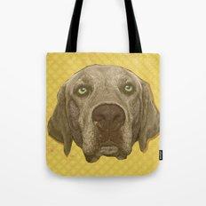 Golden Lab Print Tote Bag