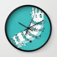 Bracelets Wall Clock
