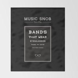 LEGALLY Fourth Eye Blind — Music Snob Tip #20/20-ish Throw Blanket