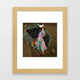 One Step Closer Framed Art Print