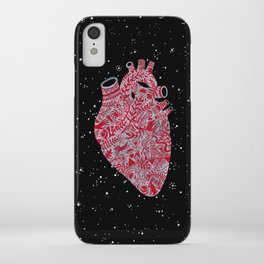 Lonely hearts iPhone Case
