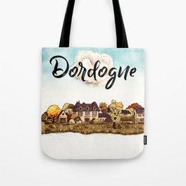 Dordogne Tote Bag