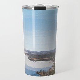 Visit Big Bear Lake Travel Mug