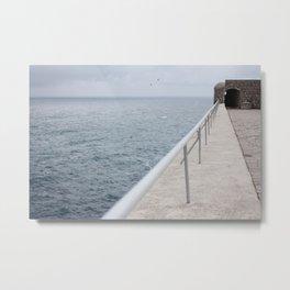 Ocean Views Metal Print