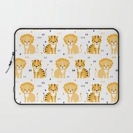Lion & tiger Laptop Sleeve