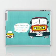 Dad Luv Laptop & iPad Skin