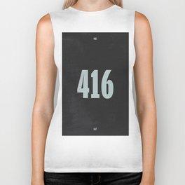 416 Biker Tank