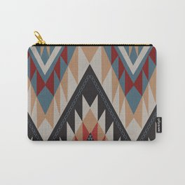 American Native Pattern No. 11 Carry-All Pouch