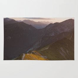 Before sunset - Landscape and Nature Photography Rug