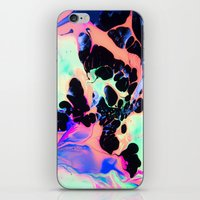 t rex iPhone & iPod Skins featuring T REX by blair__berger