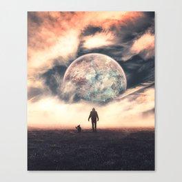 Unholy Canvas Print