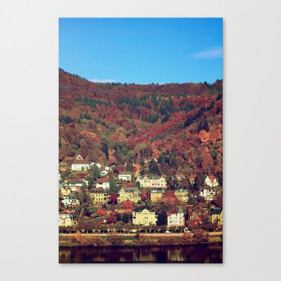 Heidelberg Canvas Print