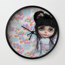Japan Style by Erregiro Wall Clock