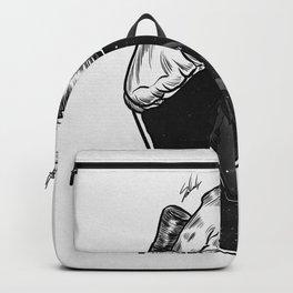 Inside your heart. Backpack