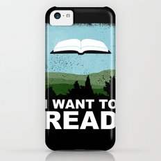 I Want to Read Slim Case iPhone 5c