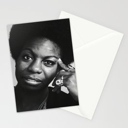 Nina Simone Poster Wall Art Picture Canvas Painting for Room Home Decor Stationery Cards
