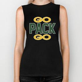GO PACK GO Biker Tank