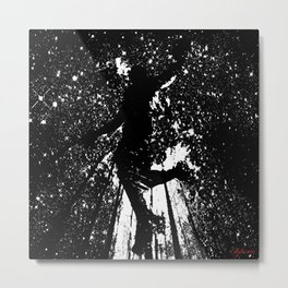 BASKETBALL SLAM DUNK!! Metal Print