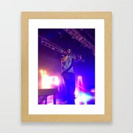 Just For Fun Tour - Cal Shapiro Framed Art Print