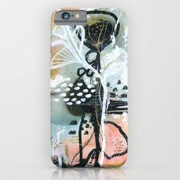 EMERGE // haze iPhone Case