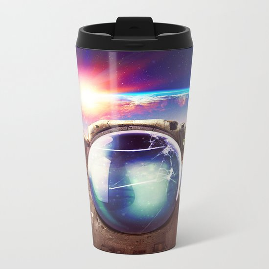 From Outside Metal Travel Mug
