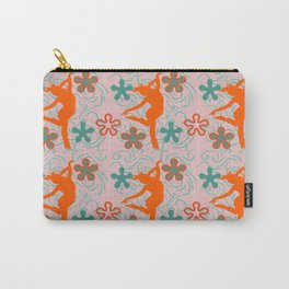Dancing Daisy Carry-All Pouch