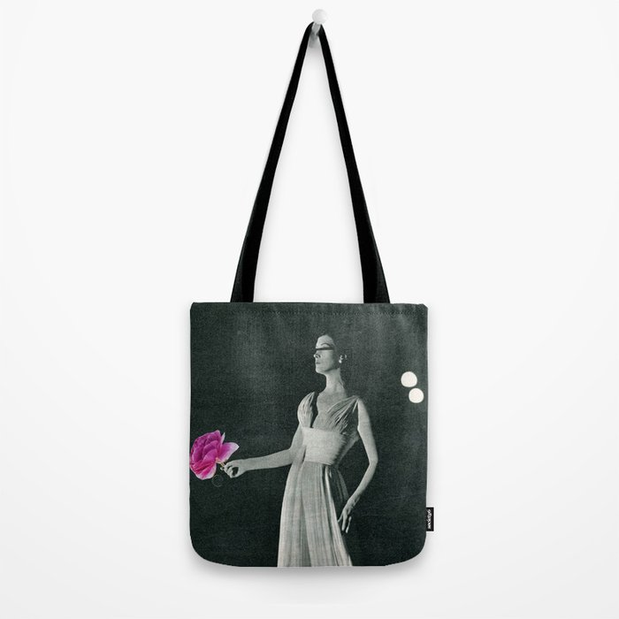 Curtain Down Tote Bag