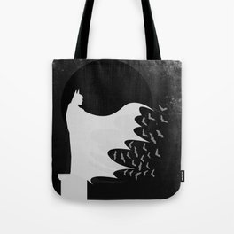 Knight Rising Inverted  Tote Bag