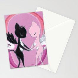 Un Baile de la Luz y de la Sombre  Stationery Cards