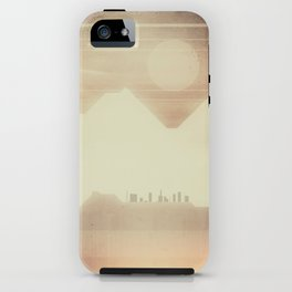Out Here iPhone Case