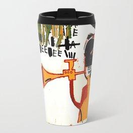 Basquiat Trompette Travel Mug