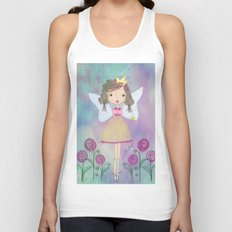 Princess Fairy Unisex Tank Top