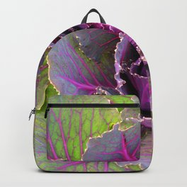 Veins of Purple Backpack