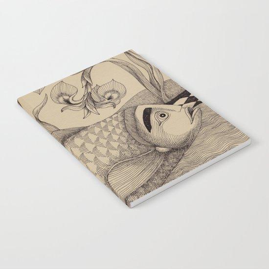 The Golden Fish (1) Notebook