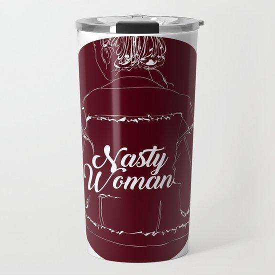 Nasty Woman by domidi_art