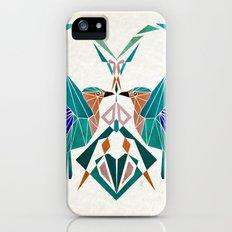 couple of blue birds iPhone SE Slim Case