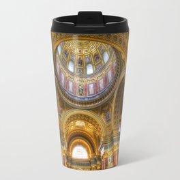 St Stephen's Cathedral Budapest Travel Mug
