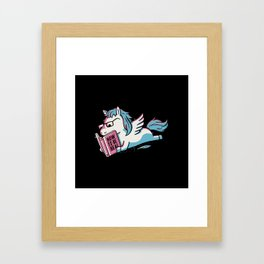 Be Realistic Framed Art Print