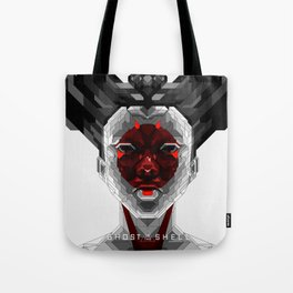 Ghost in the Shell Geisha Tote Bag