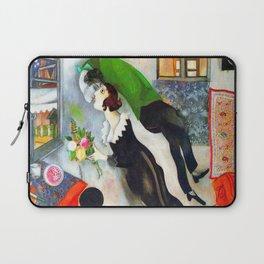 Marc Chagall The Birthday Laptop Sleeve