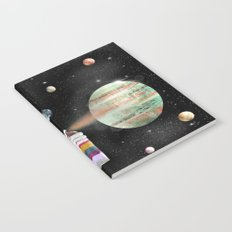 space graffiti Notebook