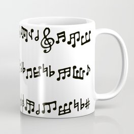 Noteworthy Coffee Mug