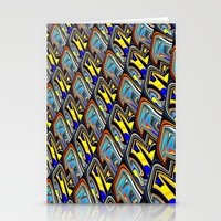 scales Stationery Cards featuring Scales by David  Gough