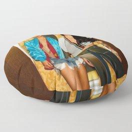 Kehlani x Hayley Kiyoko Floor Pillow