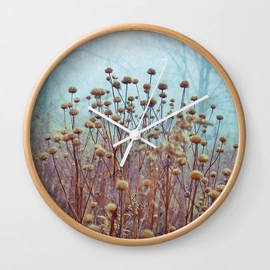 They Danced Alone Wall Clock
