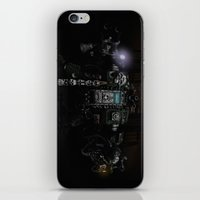 warhammer iPhone & iPod Skins featuring Death Incarnate by John Medbury (LAZY J Studios)