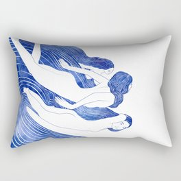 Nereids Rectangular Pillow