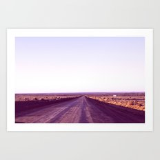 Out West 2 Art Print