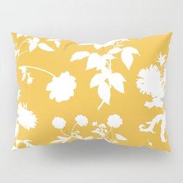 Botanic garden - yellow Pillow Sham